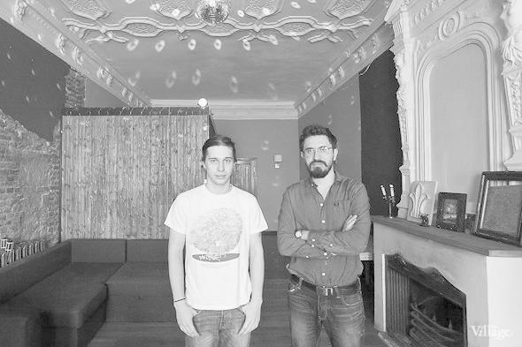 Иван Федоренко, владелец Hello Hostel
