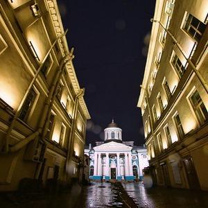 В Петропавловской крепости покажут Петербург за сутки — Ситуация на The Village