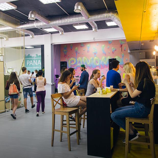 «Панама»: Первое креативное пространство города  — Новое в Сочи на The Village