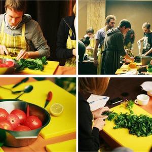 Время есть: Репортаж с аюрведического кулинарного мастер-класса — Кухня на The Village