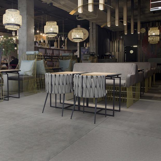 Тоторо и синий чай в азиатском бистро «Tao» на втором этаже универмага «Большой» — Место на The Village