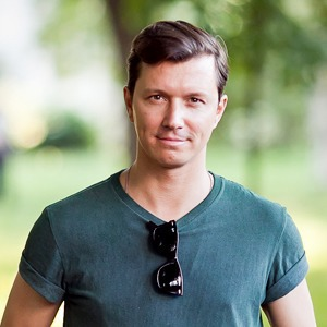 Внешний вид (Петербург): Сергей Веселов, диджей — Внешний вид на The Village