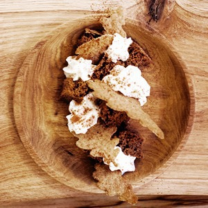 Рецепты шефов: Тирамису из желудей  — Рецепты шефов на The Village