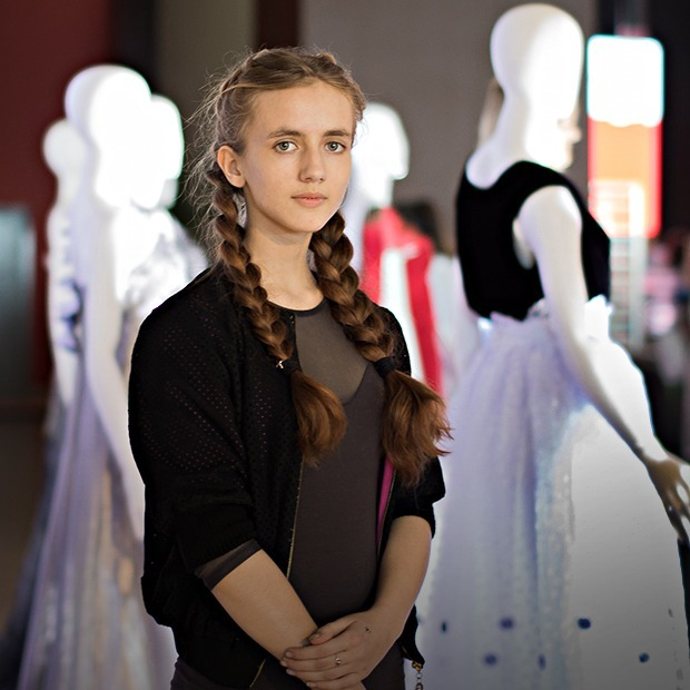 Подростки-дизайнеры  из Приморского края — Люди в городе на The Village