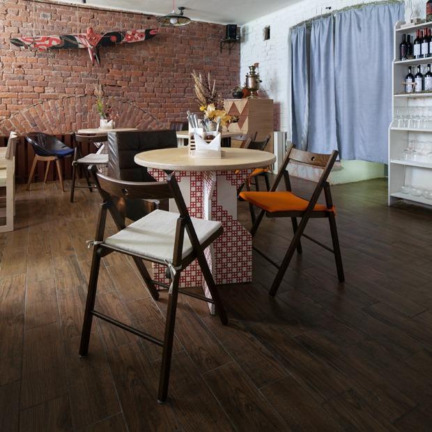 Кафе «Дуня» в Тучковом переулке  — Новое место на The Village