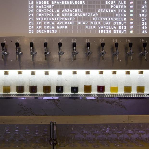 Бар «Географ»: Уральский хребет в разрезе и пиво с добавлением яйца — Место на The Village