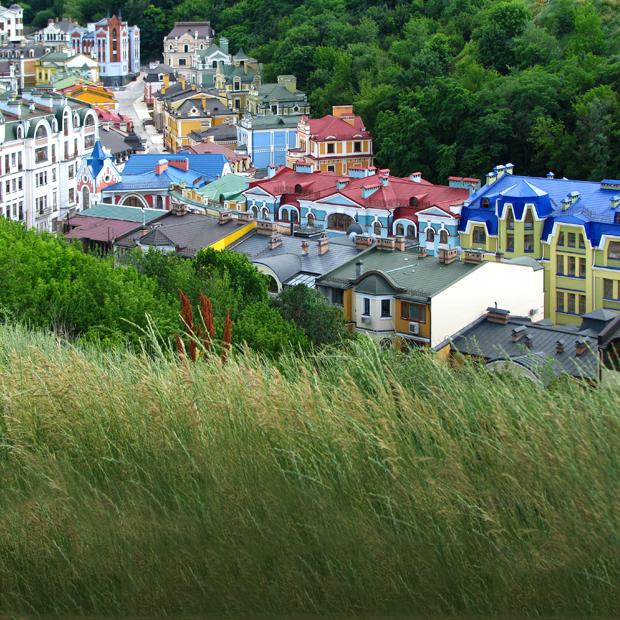 Планы на майские: 3 прогулочных маршрута по Киеву — Город на The Village