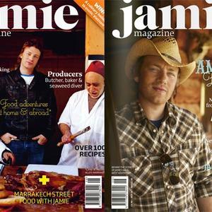 В Москве появится новый кулинарный журнал Jamie Magazine — Кухня на The Village