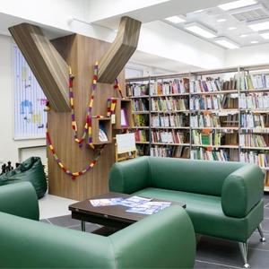Как устроена детская библиотека нового типа — Фоторепортаж на The Village