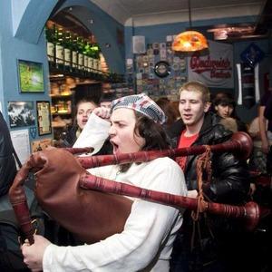 В Петербурге появился первый паб сети Harat's Irish Pub
