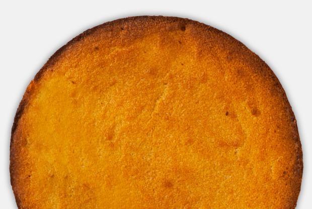 Миндальная шарлотка  — Рецепты шефов на The Village