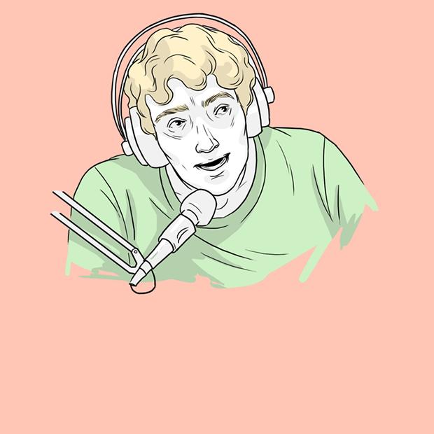 Радиоведущий — Как всё устроено на The Village