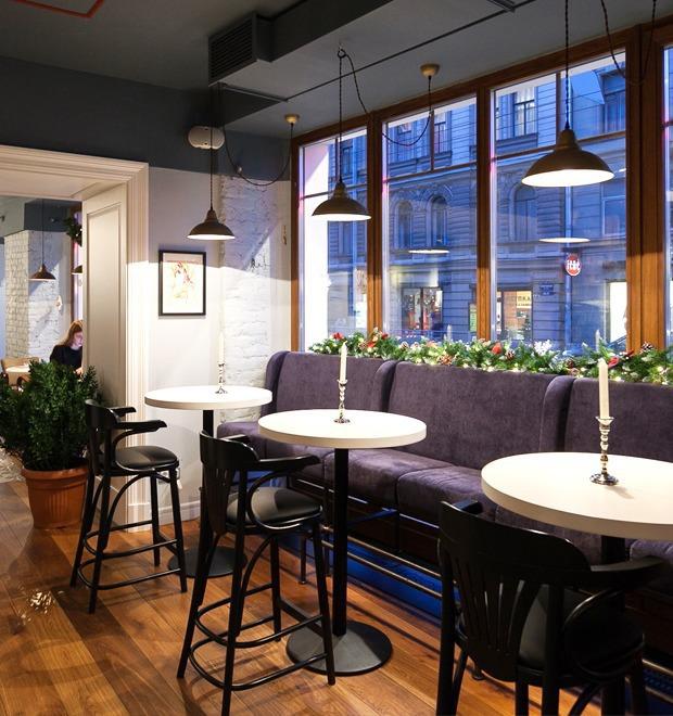 Новое место: Ресторан Kroo Cafe  — Новое место на The Village