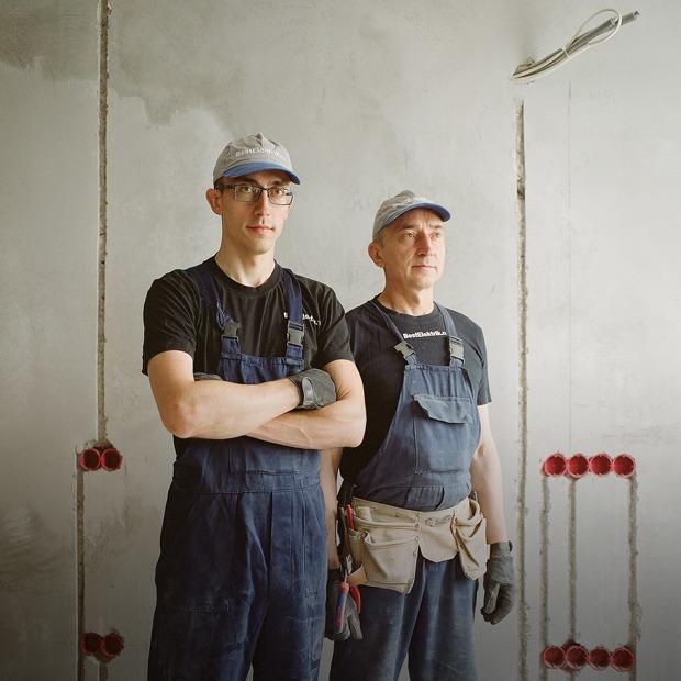 Рабочие с высокими доходами