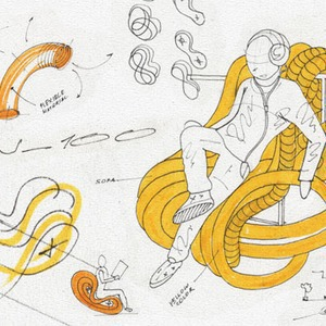 Идеи для города: Мебель из труб в Гамбурге — Иностранный опыт на The Village