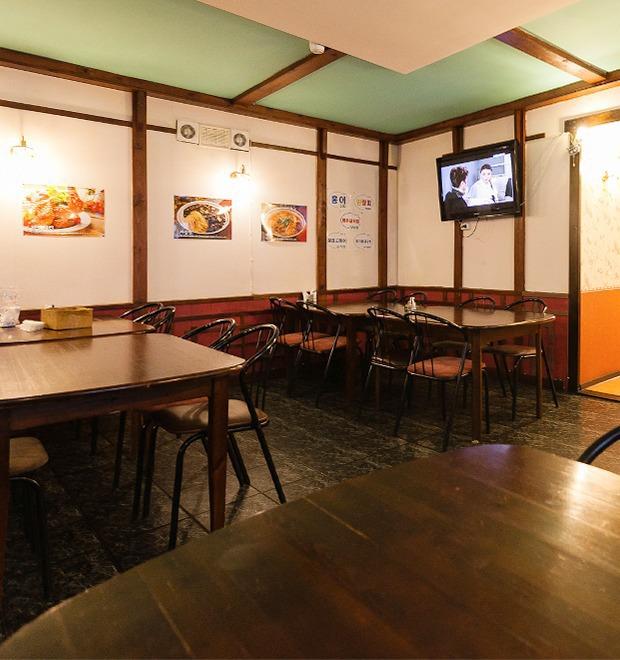 Все свои: Корейский ресторан на Лермонтовском проспекте
