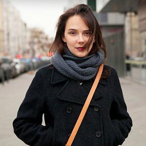 Внешний вид: Ксения Тишкевич, бизнес-аналитик — Внешний вид на The Village