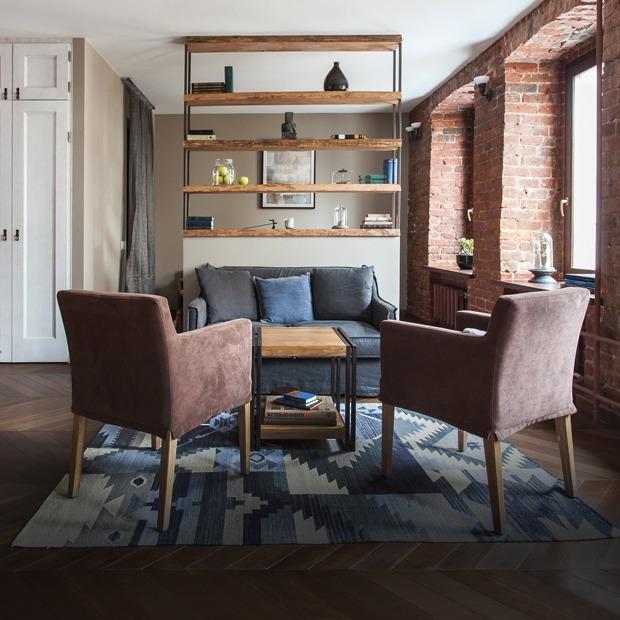 Квартира-студия для краткосрочной аренды на Трубной — Квартира недели на The Village