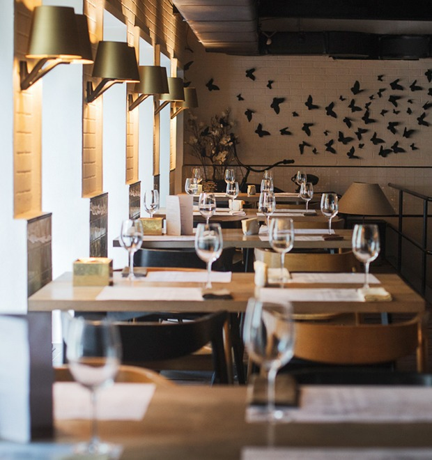 Любимое место: Елена Вольцингер о ресторане Dodo  — Любимое место на The Village