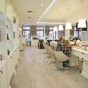 Новое место: Салон причёсок «Фен Dry Bar»