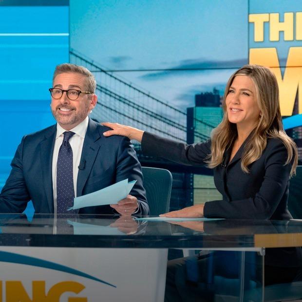«Утреннее шоу»: Дженнифер Энистон и Риз Уизерспун в корпоративной драме, осмысляющей движение #MeToo — Сериалы на The Village