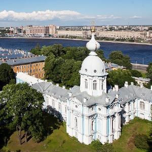 6 смотровых площадок Петербурга — Город на The Village