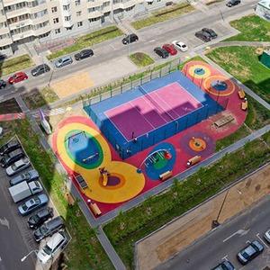 Среда обитания: Детская площадка — Дом, в котором я живу на The Village