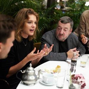 Разговоры на ужине: Люди, которые делают красоту — Ужины в баре Strelka на The Village