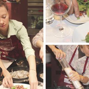 Время есть: Репортаж с мастер-класса Italian Bestsellers в Accademia del Gusto — Кухня на The Village