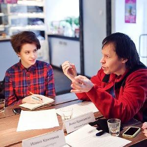 Круглый стол: Кофе в Петербурге