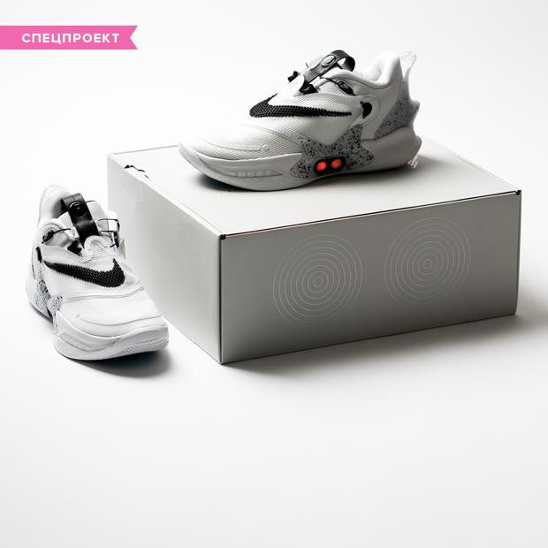 Последние кроссовки недели: и они сами завязывают шнурки! — Спецпроекты на The Village