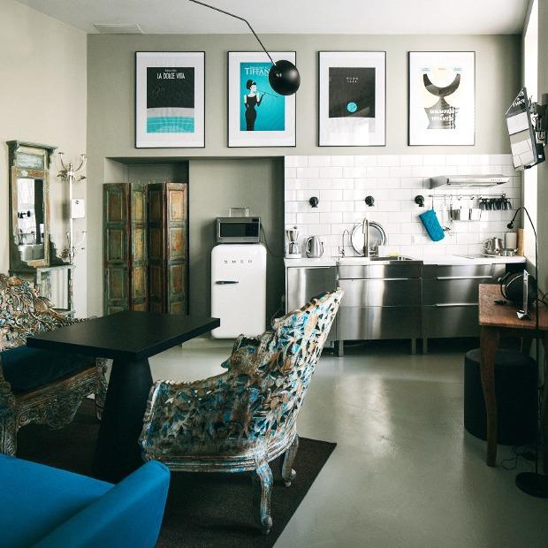 Апартаменты петербургского хостела Chao, Mama — Интерьер недели на The Village