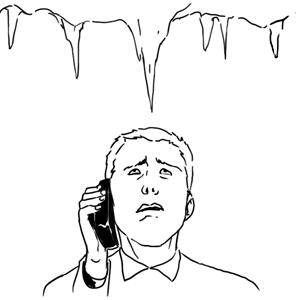Личный опыт: Как заставить чиновника сбить сосульку? — Личный опыт на The Village