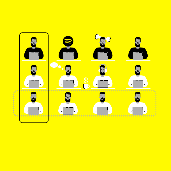 Племя, бригада, гильдия: Как Spotify превратился из стартапа в компанию — Кейсы на The Village