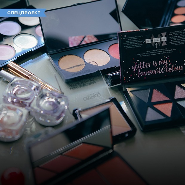 День-вечер: Новый взгляд на универсальные средства для макияжа — Спецпроекты на The Village