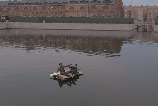 Художник Антон Make Польский — о том, что не так с Новой Голландией — Комментарий на The Village