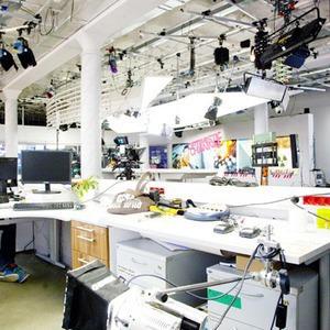 Офис недели: телеканал «Дождь»
