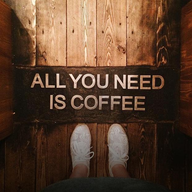 В закладки. Инстаграм и телеграм-канал о кофейной культуре