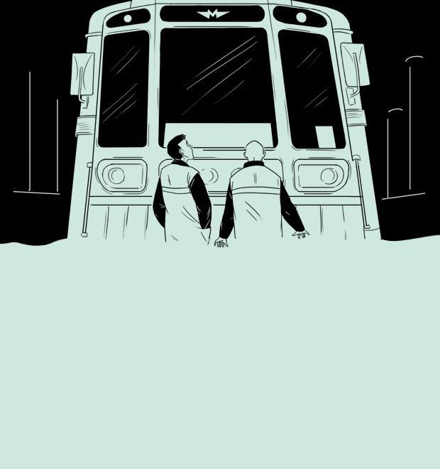 Как всё устроено: Обходчик путей в метро