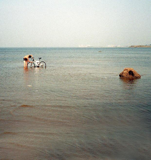 На районе: Канонерский остров глазами Виктора и Ирины Юльевых