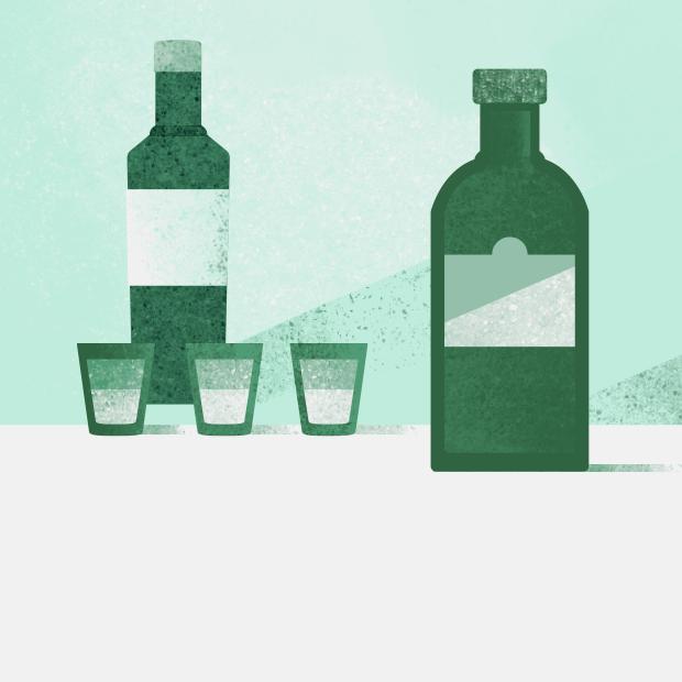 Чем дешёвая водка отличается от дорогой