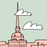 8 мая — Утро в Петербурге на The Village