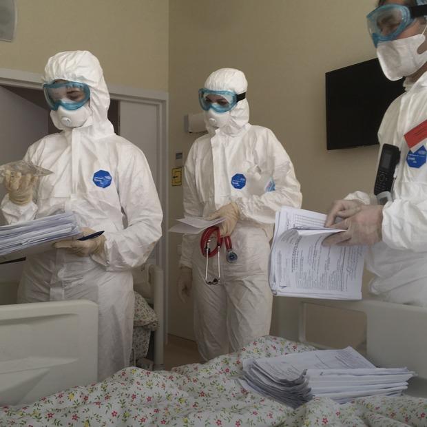 «Как я лечился от коронавируса в Коммунарке» — Личный опыт на The Village