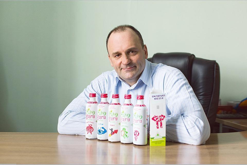 Возьми с полки: Константин Самойлов (Fitoguru) о бизнесе на фитонапитках — Менеджмент на The Village