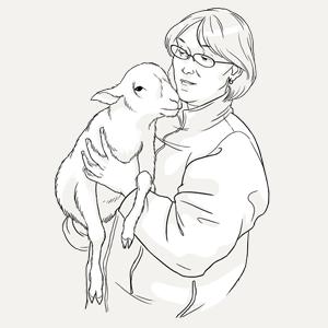Сотрудник зоопарка