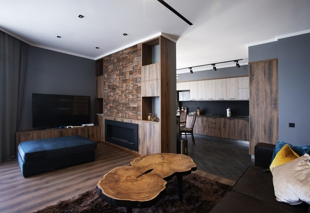 Квартира для холостяка в Геленджике — Квартира недели на The Village