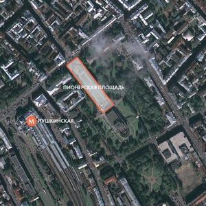 Согласован митинг на Пионерской площади — Ситуация на The Village