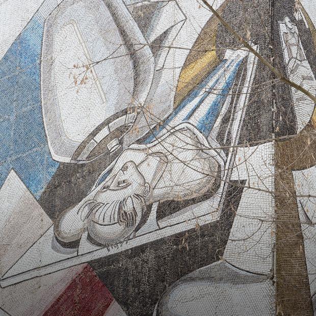 Лучшие советские мозаики в Москве — Гид The Village на The Village