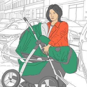 Понаехали тут: Мария Бахарева о машинах, тротуарах и колясках — Колонки на The Village