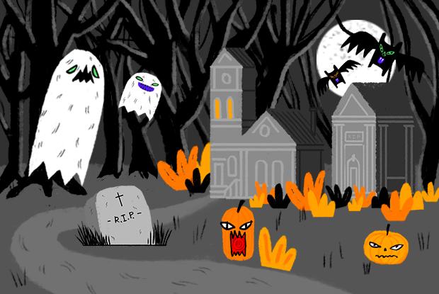 Хеллоуин в Москве: Где искать безутешные души и слушать вечные часы  — Гид The Village на The Village